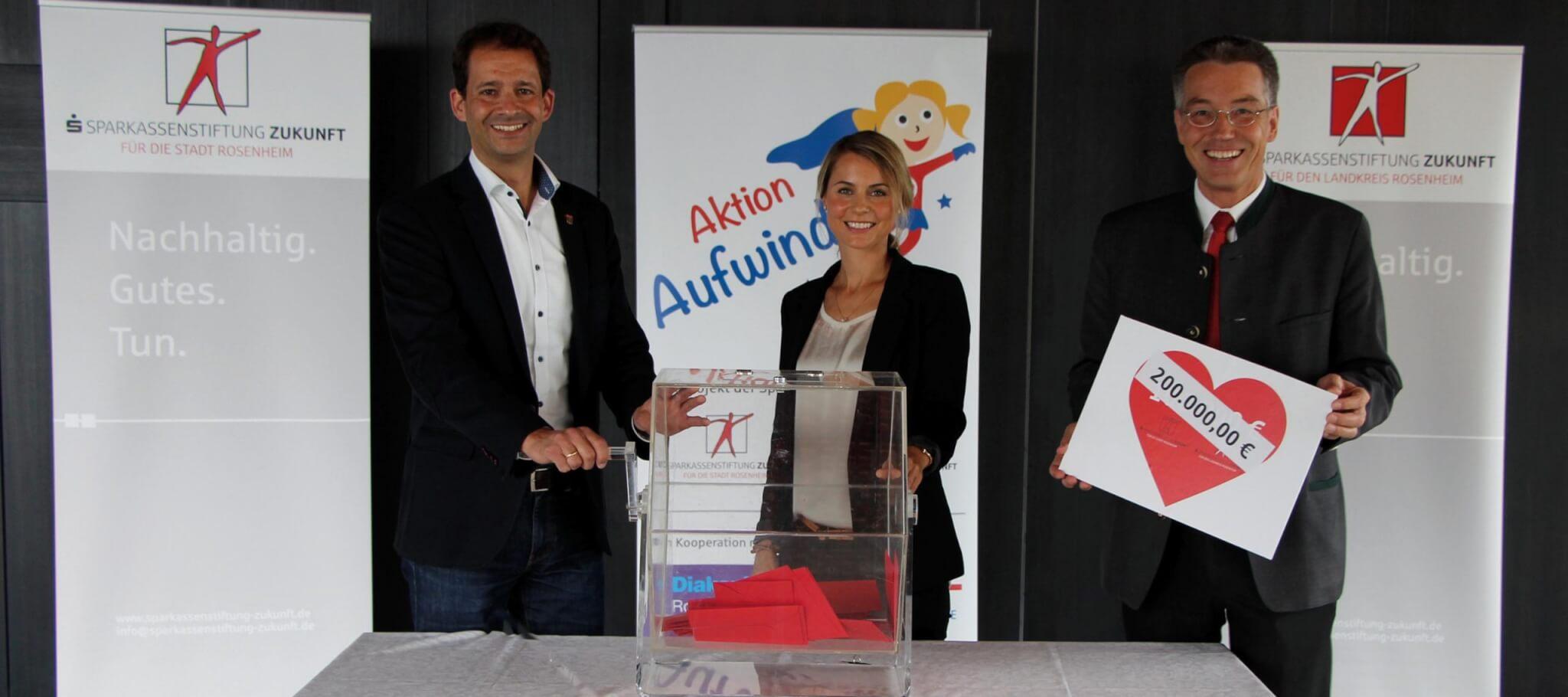 200.000 Euro für gemeinnütziges Engagement in Coronazeiten vergeben!
