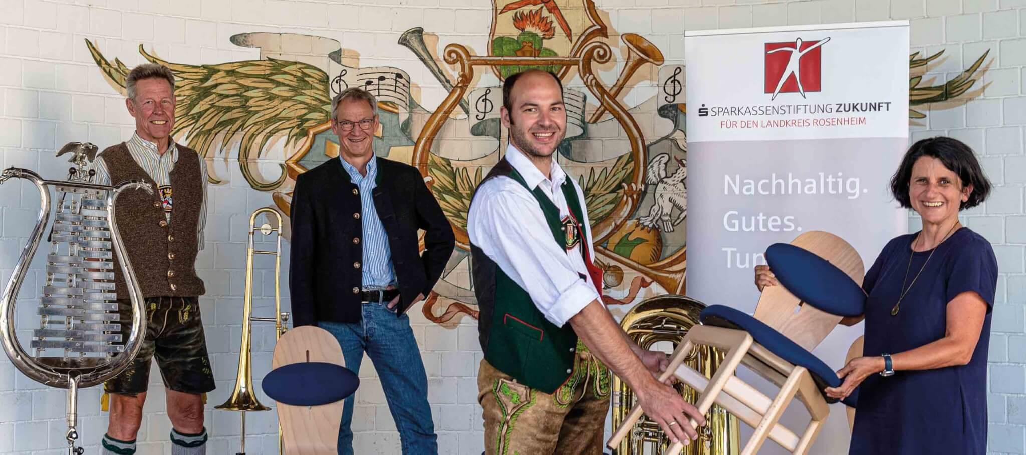 Kulturelles Leben in Brannenburg kann Fahrt aufnehmen!