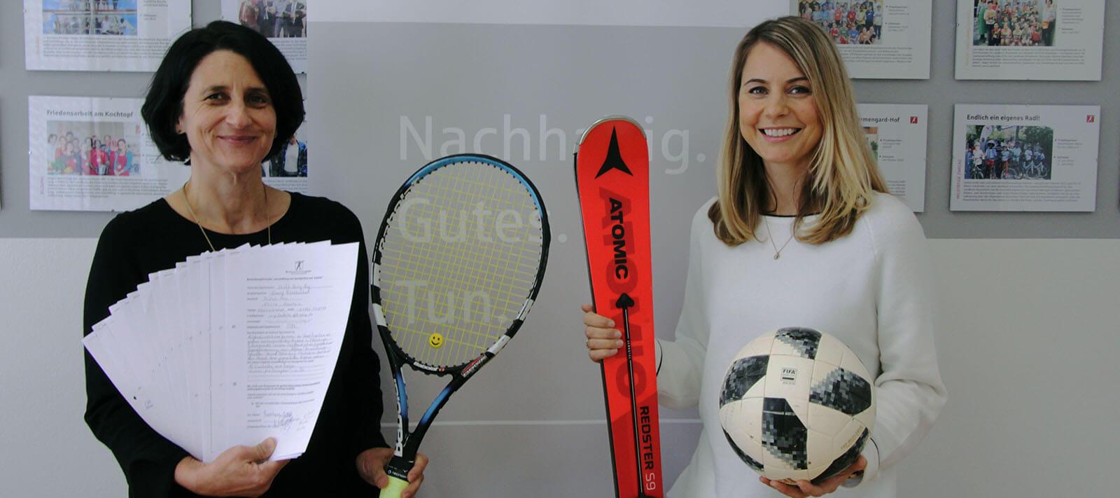 Ausschreibung beendet: 45.000 Euro an Sportvereine vergeben